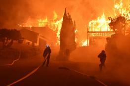 أميركا تواصل مكافحة حرائق كاليفورنيا الأضخم منذ 80 عاماً