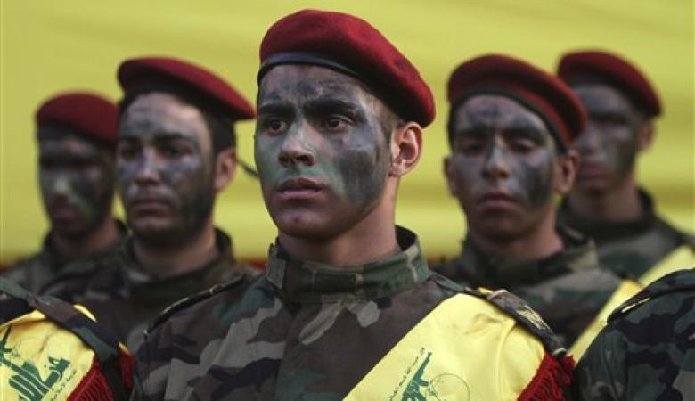 حزب الله يدفع بألف مقاتل الى الحدود الاردنية السورية