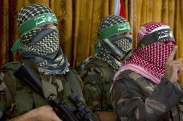 حماس : مستعدون لتقاسم  قرار السلم والحرب مع القيادة الفلسطينية