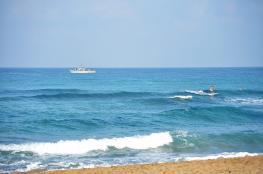 مصرع مواطن ومواطنة بعد غرقهم في بحر حيفا