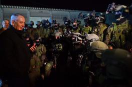 تنتياهو يعقد لقاءات مع رؤساء اركان سابقين للجيش الاسرائيلي