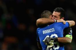 """بوفون """"لاعب العام"""" في الدوري الإيطالي"""