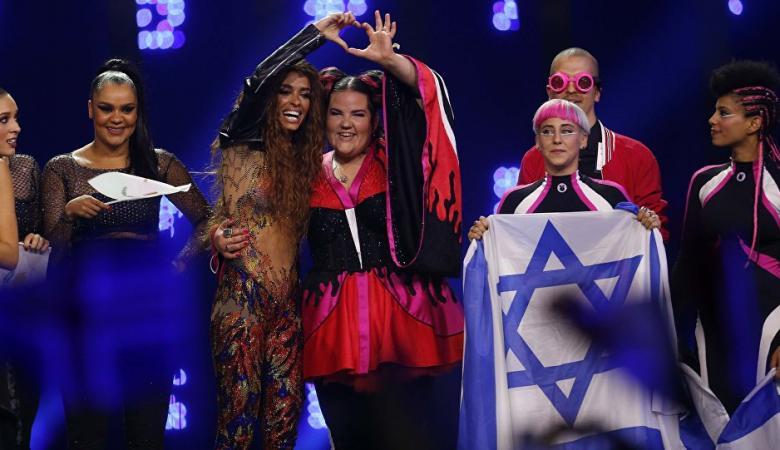 """بعد شهور طويلة من المداولات تقرر اقامة """" يورو فيجن """" في تل أبيب بدلا من القدس"""