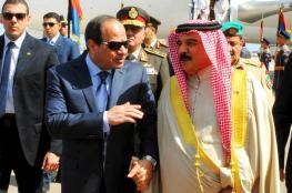 ملك البحرين : لو كان لدي صوت انتخابي لاعطيته للسيسي