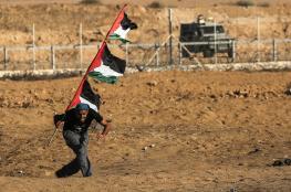 أكثر من 70 اصابة في قمع الاحتلال لمسيرات العودة بغزة