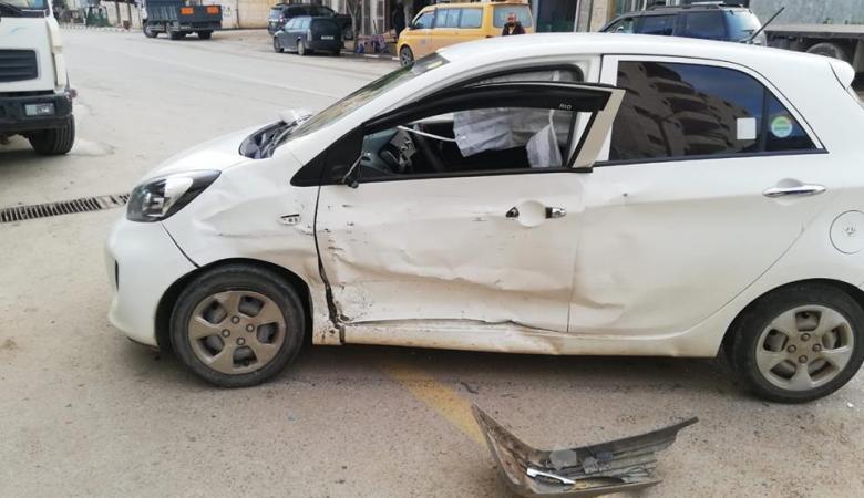 281 حادث سير بالضفة الغربية خلال أسبوع