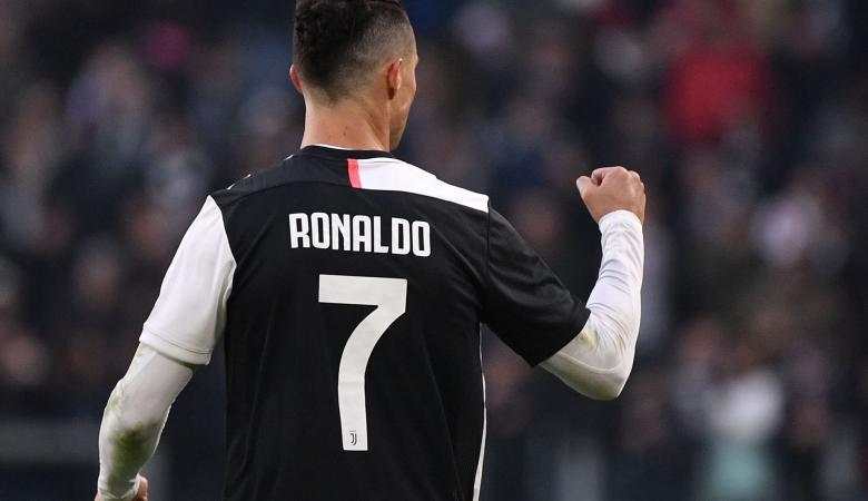 أرقام مميزة لرونالدو في الدوري الإيطالي