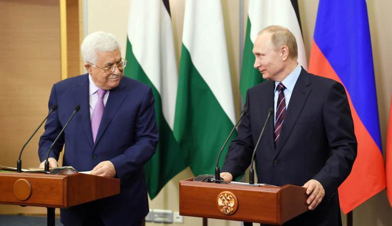 روسيا تعلن استعداداها رعاية مفاوضات بين الاسرائيليين والفلسطينيين