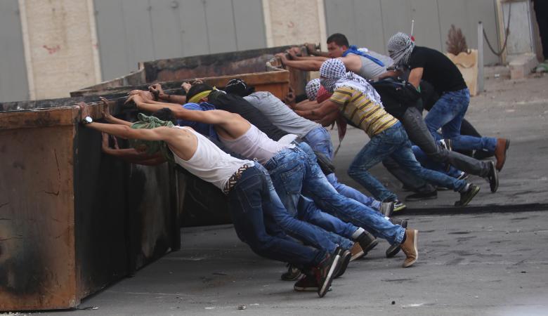 جيش الاحتلال يعزز قواته في الضفة لمواجهة الفلسطينيين