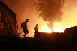 سوريا تعلن اخماد جميع الحرائق الضخمة