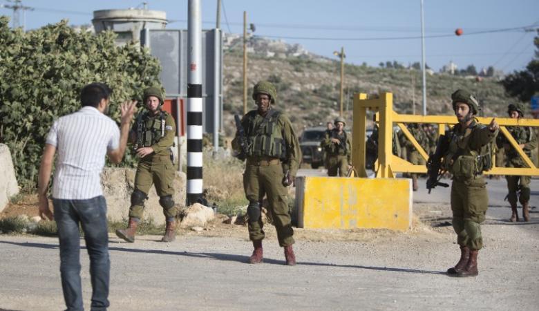 اسرائيل تقرر اغلاق الضفة الغربية بدءا من الليلة القادمة