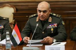 وزير الدفاع المصري : ضيقنا الخناق على مسلحي سيناء