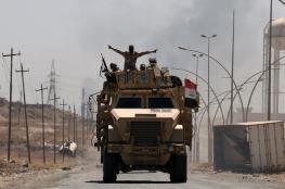 القوات العراقية تواصل تقدمها في تلعفر