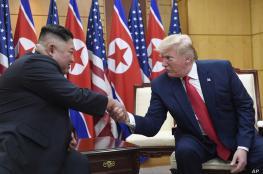 """""""ستصدم آسيا"""" ...صفقة مرتقبة بين الزعيم الكوري وترامب"""