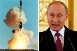 بوتين : سنمتلك صواريخ باليستية قادرة على ضرب اي نقطة في الكرة الأرضية
