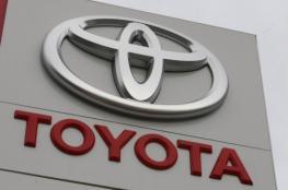 """""""تويوتا"""" تستدعي 543 ألف سيارة بسبب خلل في الوسائد الهوائية"""