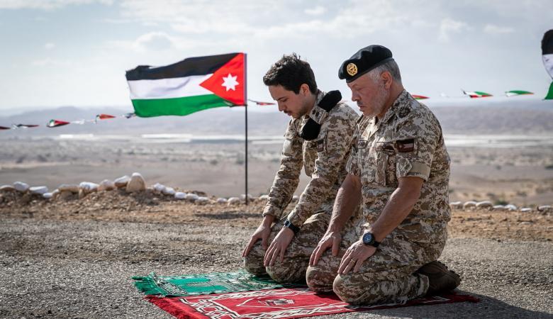 """هآرتس : """"سيوف الكرام """" رسالة اردنية واضحة """"لاسرائيل """""""