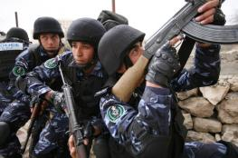 الشرطة: جارٍ ملاحقة خارجين عن القانون شرق نابلس