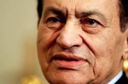 طبيب مبارك : الرئيس كان مصاب بمرض لا يصاب الا 1 من مليون شخص