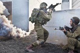 آلاف الجنود من وحدة الناحل يتدربون لمواجهة غير مسبوقة في غزة