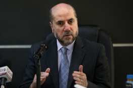 """الهباش : لا أحد يريد اقصاء """" حماس """"  من المشهد السياسي"""