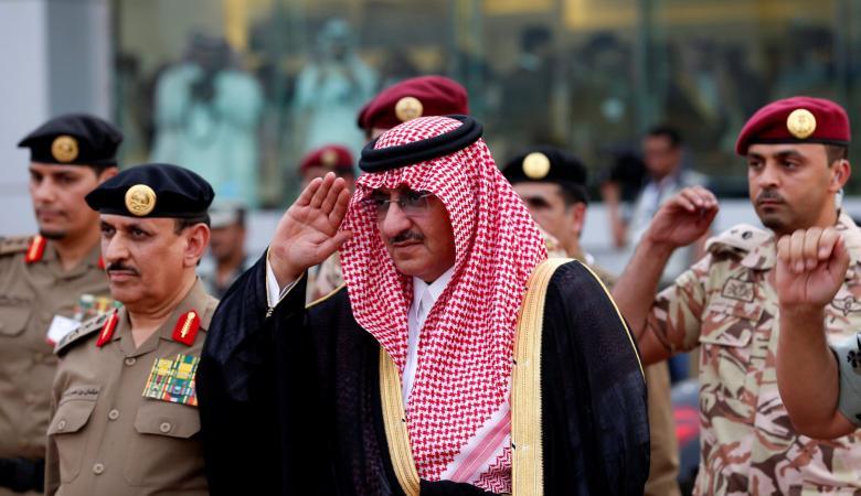 السعودية تُعلن إصابة محمد بن نايف بنوبة قلبية في السجن