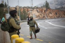 جيش الاحتلال يدرس فرض اغلاق شامل على الضفة الغربية