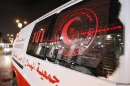 مصرع طفل واصابة 10 آخرين بحادثي سير في جنين وطوباس