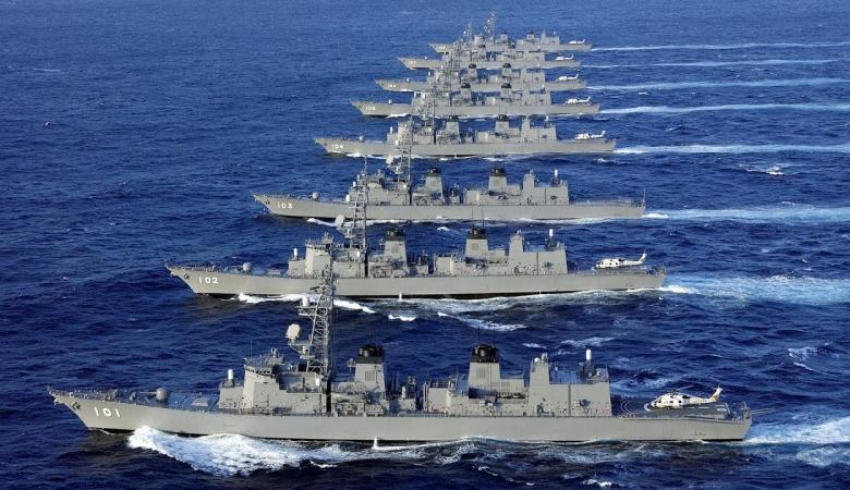 اليابان ترفض المشاركة في التحالف الدولي في مضيق هرمز