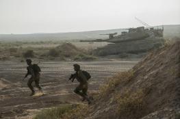 اصابة جندي اسرائيلي بجراح في النقب