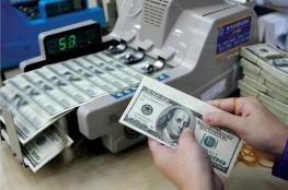 الدولار يهوي امام الشيقل صباح اليوم
