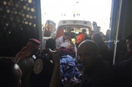 عدد من الاصابات في مواجهات مع الاحتلال بتقوع جنوب شرق بيت لحم