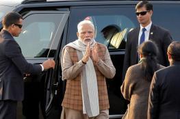 رئيس الوزراء الهندي يوجه رسالة تهديد الى الصين
