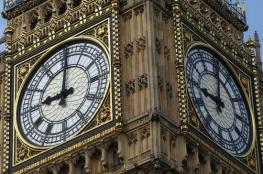 """أجراس ساعة  """"بيغ بن """" الشهيرة تتوقف عن العمل حتى عام 2021"""