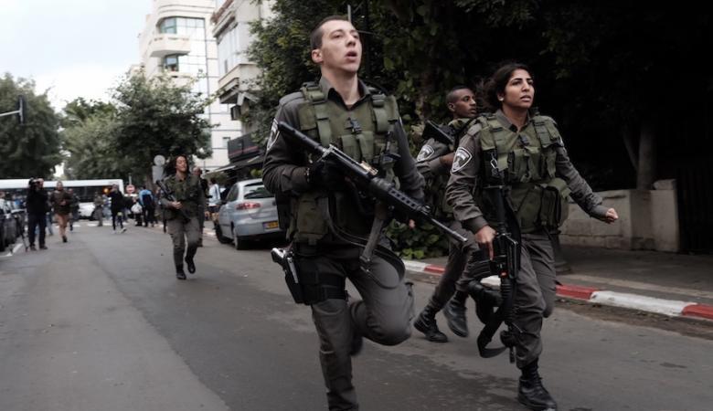 """اسرائيل تبحث عن منفذي عمليتي اطلاق نار في """"حيفا """""""