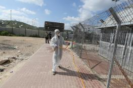 الاحتلال يفتح البوابات الحديدية امام العمال جنوب قلقيلية