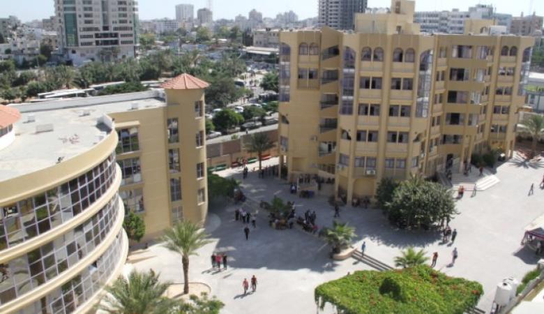 استقالة رئيس مجلس أمناء جامعة الأزهر بغزة