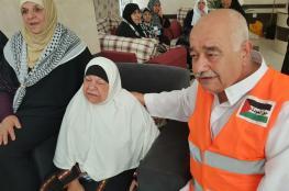 الحج يجمع عائلة فلسطينية بعد فراق دام 17 عامًا