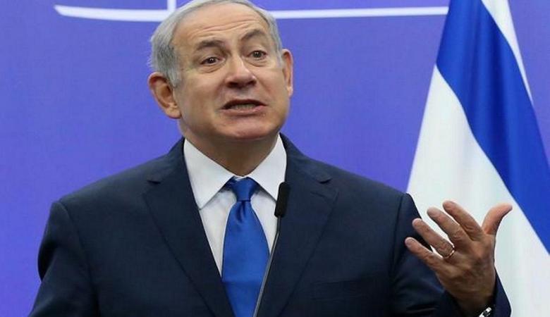 """نتنياهو : سلامنا مع مصر والاردن مبني على القوة العسكرية """"والردع """""""