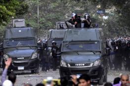 مصر ترفع حالة التأهب الى القصوى وتنشر قوات التدخل السريع