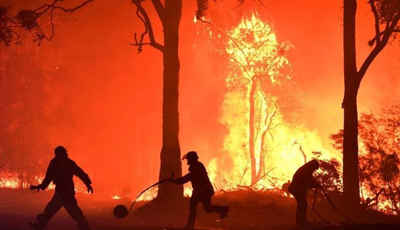 استراليا تحتاج الى سنوات طويلة للتعافي من الحرائق