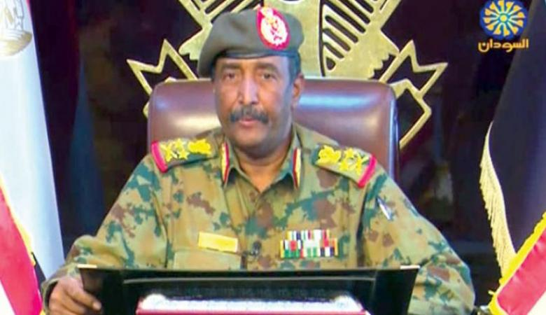 """رئيس المجلس السيادي السوداني : """"حلايب سودانية """""""