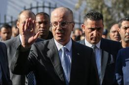 رئيس الوزراء سيصل غزة خلال أيام