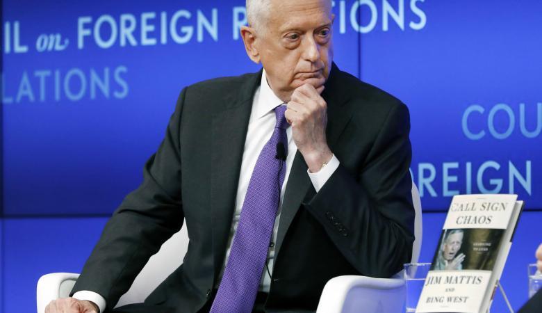 """وزير الدفاع الامريكي السابق يتهم ترامب بتقسيم """"اميركا  """""""