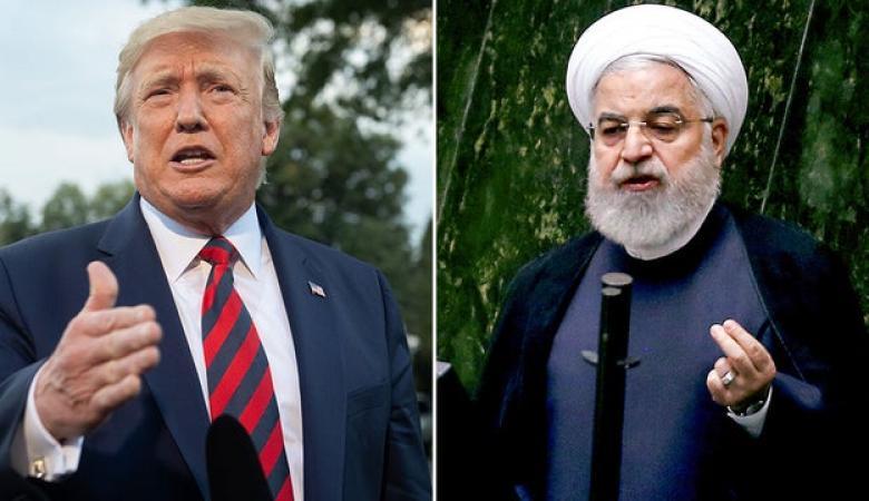 ترامب: لن التقي بالايرانيين