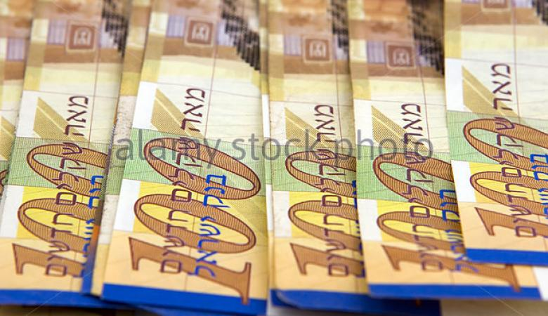 اوراق نقدية من فئة 20 و100 شيكل جديدة.....قريبا