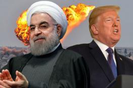 روحاني للرئيس الفرنسي : ايراني لا تبحث عن حرب مع اميركا