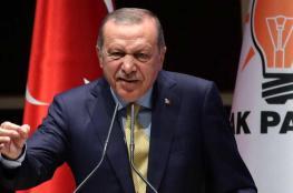"""أردوغان يتوعد الأكراد بـ""""التضور جوعا"""""""