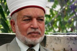 مفتي القدس: حان الوقت للمجتمع الدولي أن يقول كفى للاحتلال