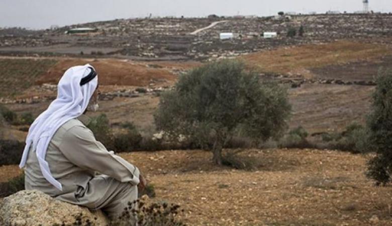 """الاحتلال يستولي على 8 دونمات من اراضي """"الزاوية """" بسلفيت"""